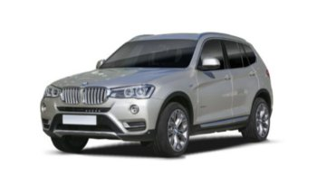 BMW X3 sDRIVE 1.8 D