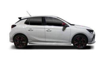 OPEL  CORSA Elegance 1.2T XHL MT6 S/S 100 CV (74kW)