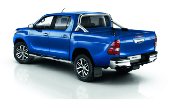 TOYOTA HILUX 2.4 D-4D Cabina Doble GX 4×4