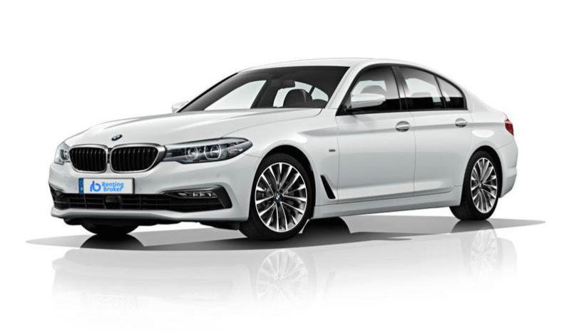 BMW SERIE 5 520D 190CV completo