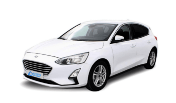 Ford focus 1.5 renting