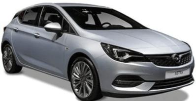 Opel Astra 1.2T