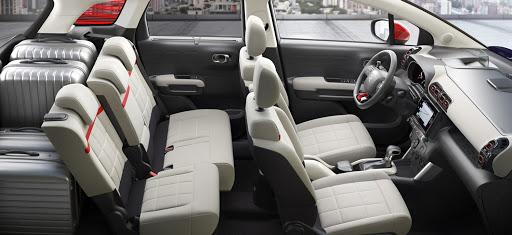 asientos interior c3 aircross