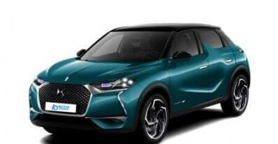 DS3 Crossback Bluehdi 73 Kw Manual So Chic