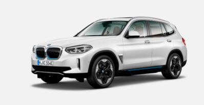 BMW iX3 80 kWh